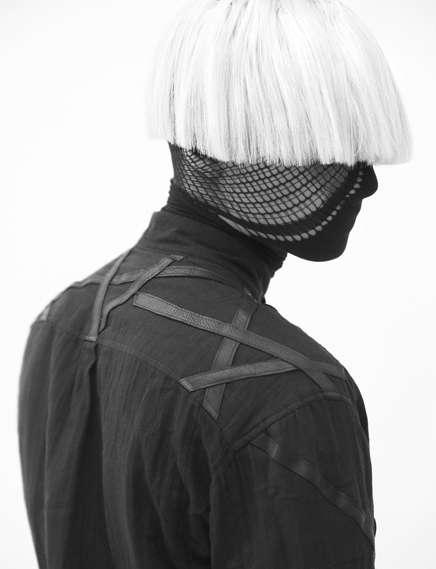 Gender-Neutral Gothic Fashion