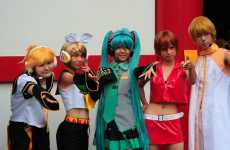 Anime Parades - World Cosplay Summit in Nagoya 2009 Honors Manga Culture