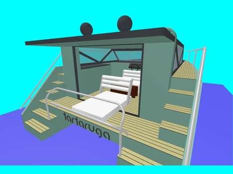 Solar Powered Yachts