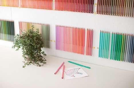 25 Peculiar Pencils