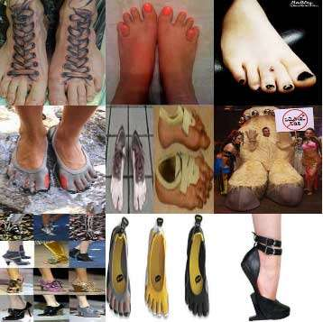 15 Tip-Top Toes