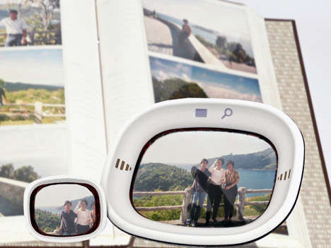 Fading Photo Saver - The 'Life Amplifier' Makes Updating Analogue Photos Easy