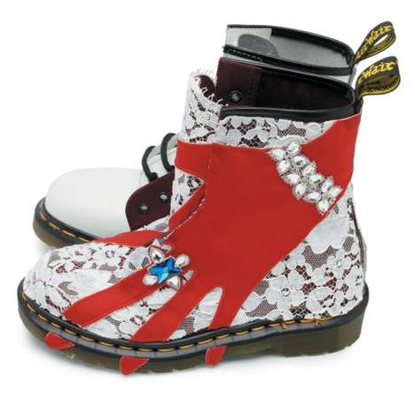 Redesigning Punk Boots