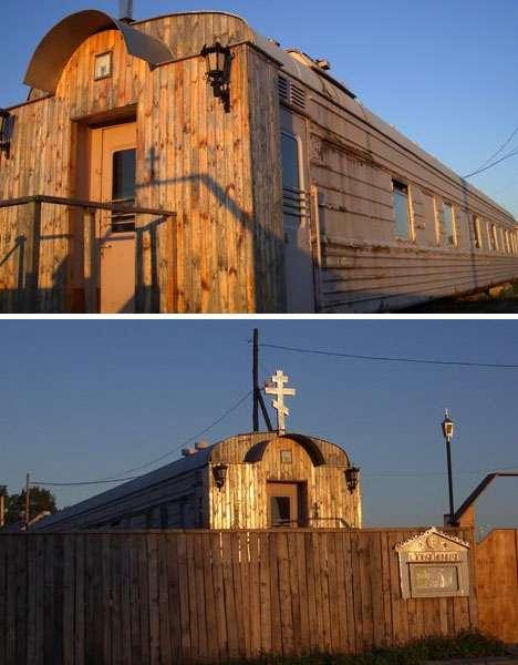 Choo Choo Churches