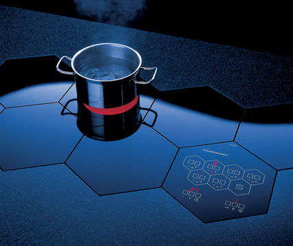 Kuppersbusch Electric Honeycom Cooktop