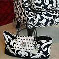 Drapes Made Into Handbags