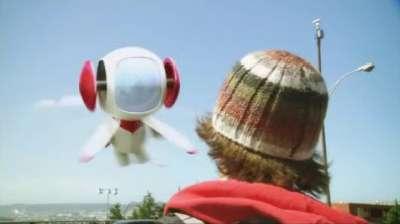 Flying Robot Computers