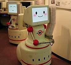 Tissue-Dispensing Robot from Japan