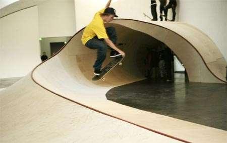 Museum Skateboarding