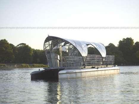 The Solar Shuttle