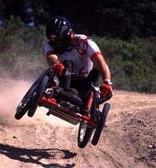 Extreme Wheelchair Tricks