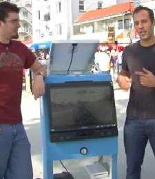Nintendo Wii Goes Solar