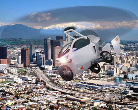 Transportation Trends  - The Flying Car Takes Flight