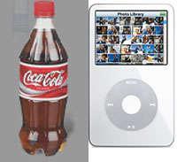 Coke Powered iPods