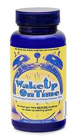 Alarm Clock Pill