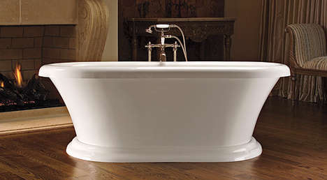 Audio Bath Tubs - Bathing and Beethoven