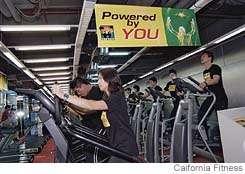 Human Powered Energy