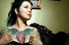 Anatomical Tattoos - Ink Art that Gives the False Impression of Revealing Inner Organs