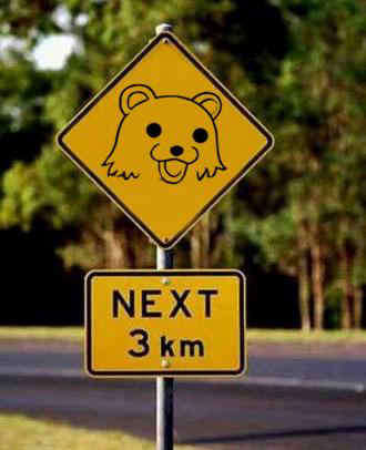 Humorous Traffic Signs - Funny and Unusual Road Signs from Around the World