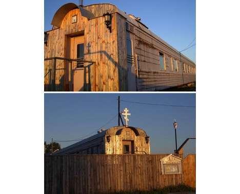 16 Unconventional Churches