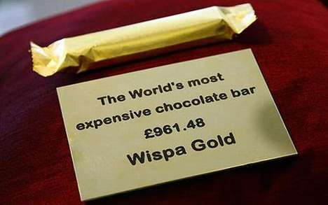 Super Expensive Sweets