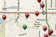 Criminal iPhone Trackers - The Offender Locator App Finds Sex Offenders in Your Area