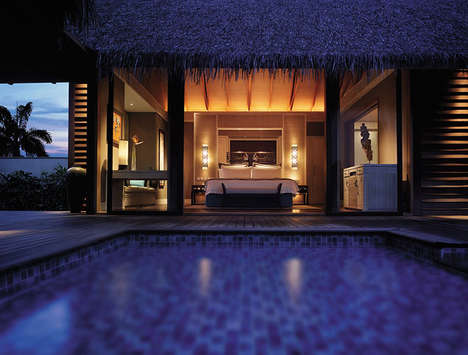 Seductive International Spas - Shangri-La's Villingili Resort and Spa Offers Piece of Paradise