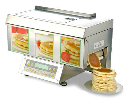 Pan-Free Pancake Machines