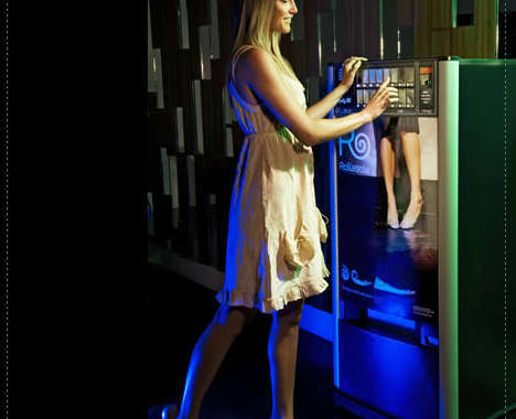 60 Vending Machines of the Future
