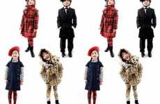 High-End Kiddie Clothes - Junior Jean-Paul Gaultier Makes Your Tot the Most Stylish On the Block