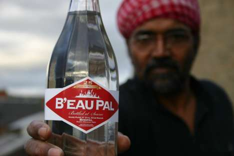 Water Bottle Activism