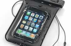 Pool-Ready iPod Cases - Bring Your Music in the Water With the Sanwa Waterproof Bag