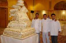 Extreme Wedding Cakes - Towering Treats for Extravagant  Weddings