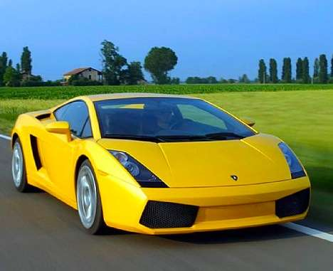 Green Exotic Cars