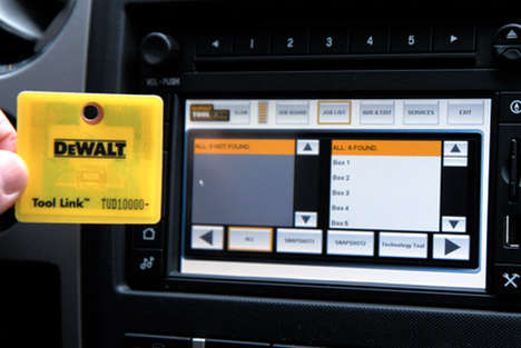 RFID Tool-Finders