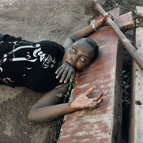 Disturbing Nollywood Photos