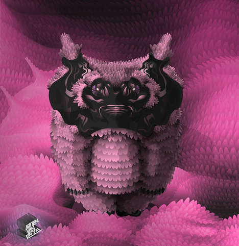 Kaleidoscopic Monsters