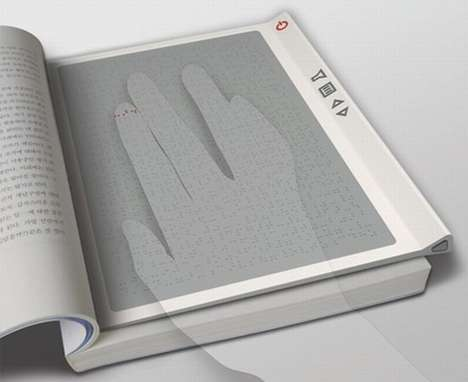Braille Book Readers