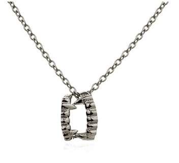 Gilded Teeth Necklaces
