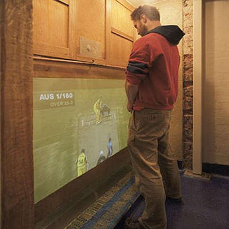TV Urinals