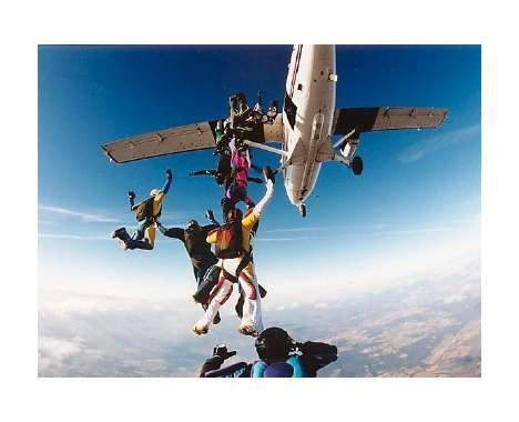 11 Elevated Extreme Sports