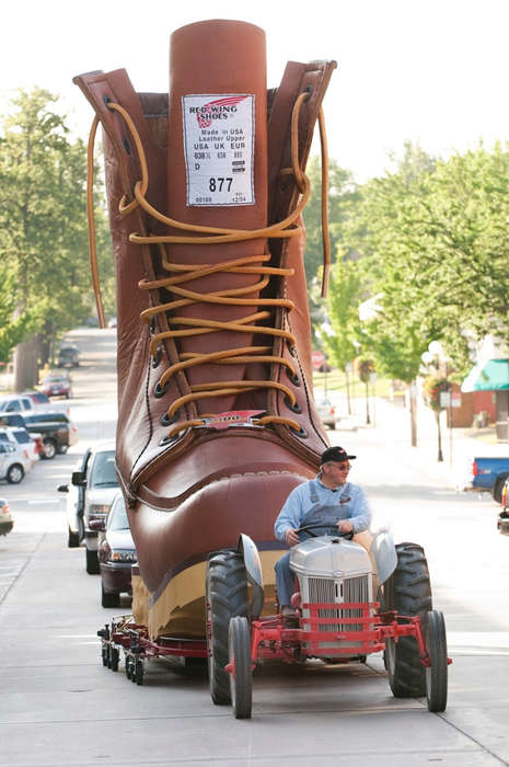 16-Foot Boots