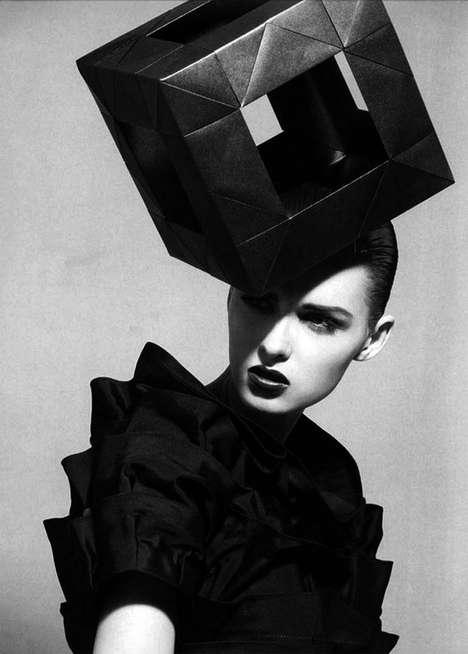 Cubed Cranium Couture