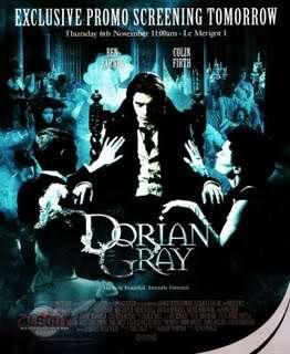 Powerful Movie Messages - 'Dorian Gray' is a Tall Tale on the Effects of Being Vain
