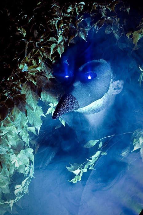 Freaky Illuminated Masks