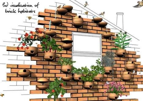 Flora & Fauna Bricks