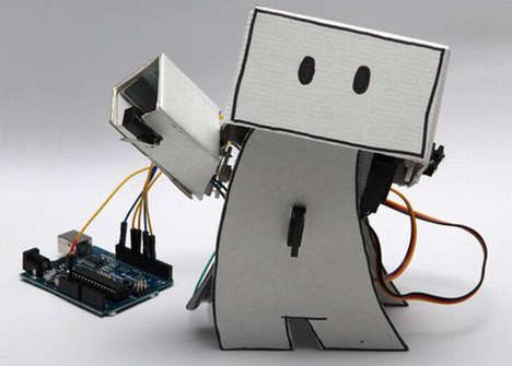 High-Fiving Robots