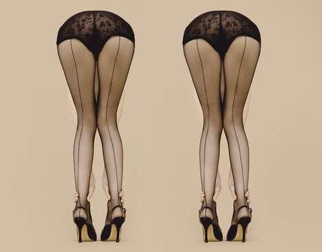 Scandalous Lingerie Ads