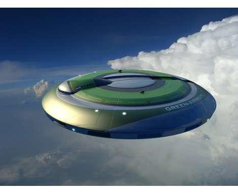 25 Unique UFOs