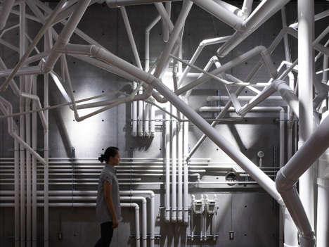 Pipe Branch Architecture
